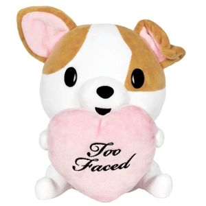 TOO FACED Clover Limited Edition Stuffed Puppy